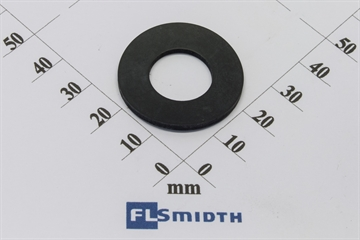 Gasket, 34mm filter