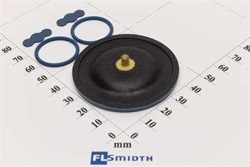 Diaphragm set, 7015