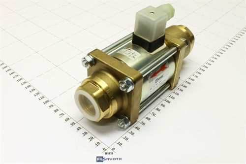 Emergency cooling valve 200VDC