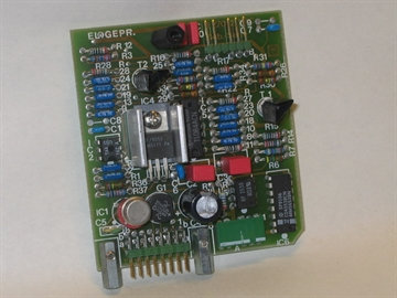 Circuit board TVRG II rep.exch