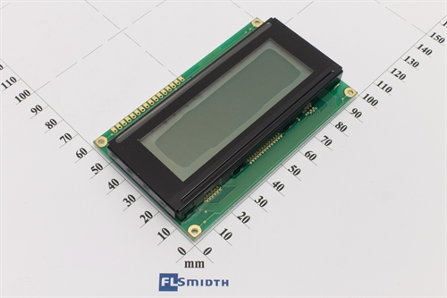 LCD Display, WC3000 IFT