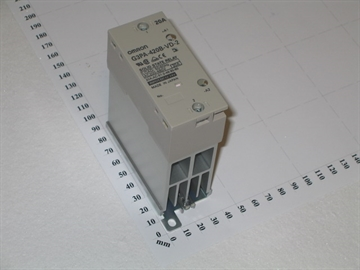 Relay, Solid State,20A,1P,480V