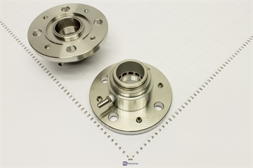 Flange, DN50 for Insertiontube