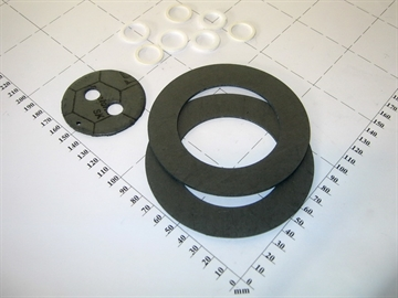 Set of gasket, probe 2 D-FL100