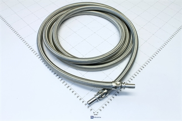 Hose, SS braid,EPDM;3,7m, 12mm