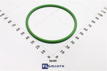 O-ring, Ø66,27x3,53 Viton,green
