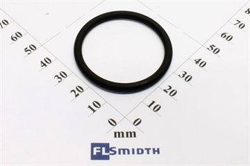 O-ring, Ø36,1x3,53 Viton,black