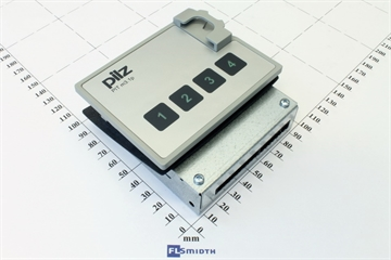 Operation Mode Selector Switch for PILZ controller