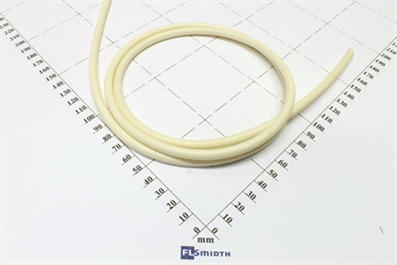 Hose, 6/4mm, silicone