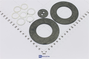 Set of gasket, probe 1 D-FL100
