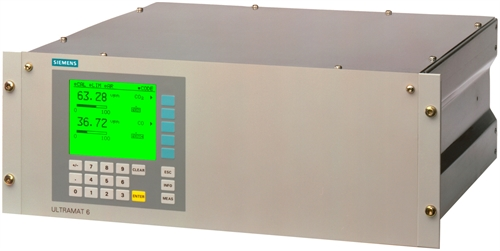 Siemens, Ultramat 6E, SIL2, CO, 230V