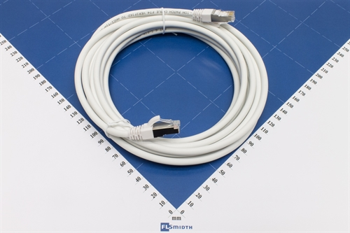 Cable, Patch, Cat6, STP, 5m