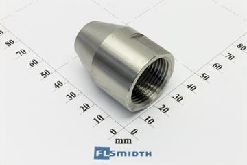 Injector nozzle, 17 mm