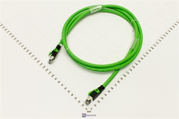 Cable, patch, 5e, 600V, 1.5 m